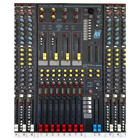 Mixer Allen Heath 24 Channel Bekas mixing desk hire allen heath gl3300 24 channel oxford