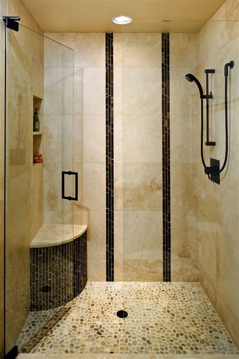 Small Bathroom Ideas With Shower | bathroom refresing ideas about tile designs for small