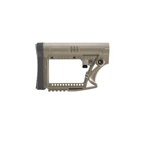 Luth Ar Mba 4 by Luth Ar Ar 15 Carbine Buttstock Mba 4 Fde