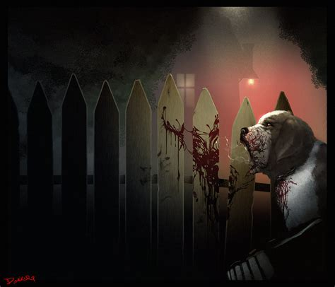 cujo the cujo cover by dumaker on deviantart