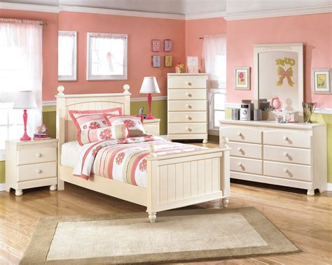 youth bedrooms furniture cottage retreat poster youth bedroom set b213