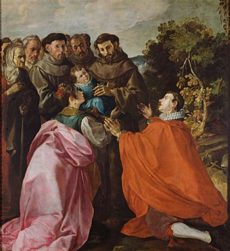 Hu Ze Lu Mba St Francis by Healing Of St Bonaventure By St Francis Of Assisi