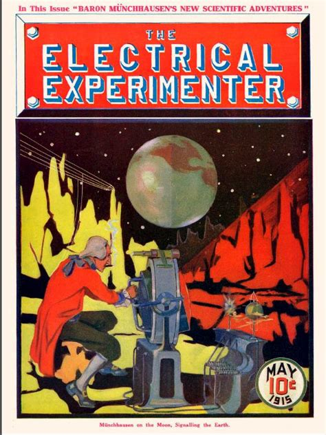 electrical experimenter  vintage issues collection    dvd ca