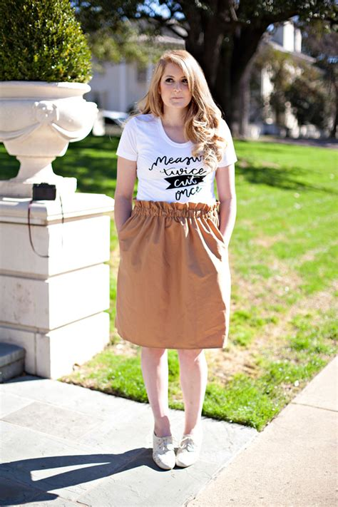 paper bag skirt pattern free paper bag skirt tutorial see kate sew bloglovin