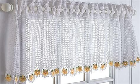 tende bellissime i artigianato delle bellissime tende ad uncinetto