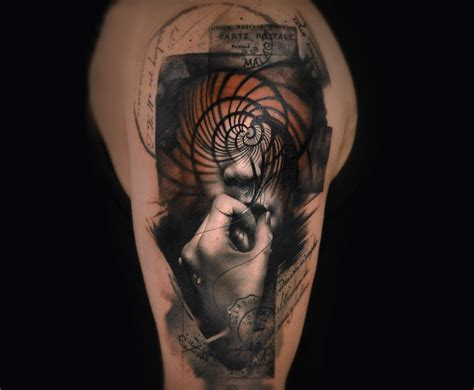surreal tattoo mytattooland surrealism tattoos