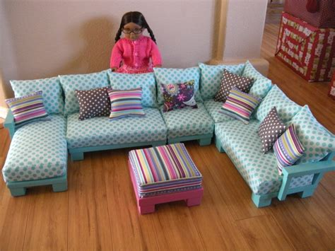 how to make a american girl doll couch american girl doll house ideas memes