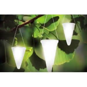 solar spot lights for trees pics photos hanging solar garden light cornet shaped