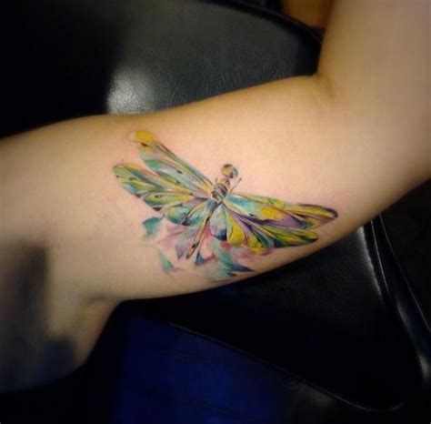 watercolor tattoos dragonfly 17 best ideas about watercolor dragonfly on