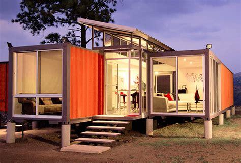 Maison container   Une construction économique et tendance