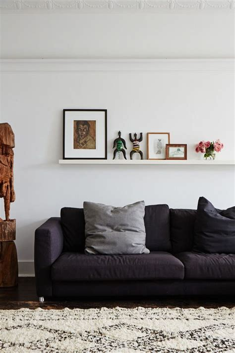 pictures above couch cassie karinsky at home elegantly styled space design