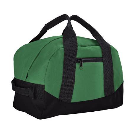 Purse Deal Gryson Mini Duffle Bag by Dalix 12 Quot Green Mini Duffel Bag Sack Sports Small