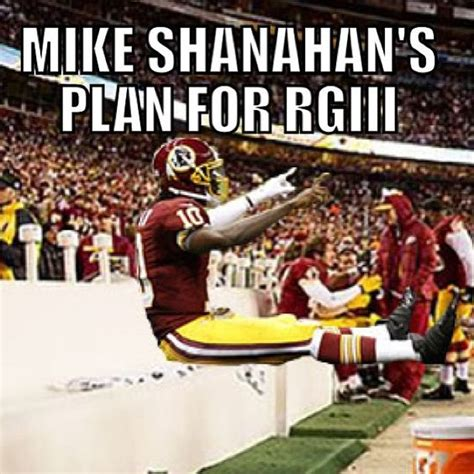 Rgiii Memes - football memes football and washington redskins on pinterest