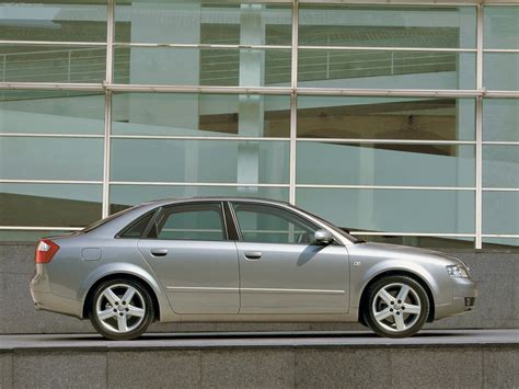 Audi A4 picture # 07 of 12, Side, MY 2003, 1600x1200