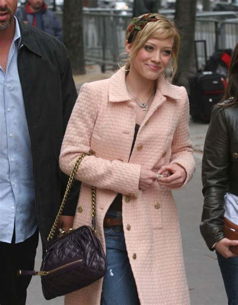 Hilary Duffs Marc Purse by The Many Bags Of Hilary Duff Purseblog