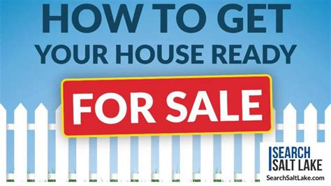 how to get your home ready for 6 easy steps to get your home ready to sell