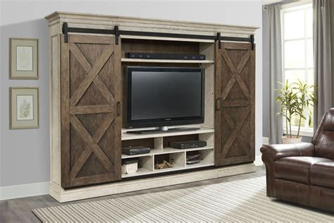 white barn door entertainment center 5 sliding x barn door entertainment wall