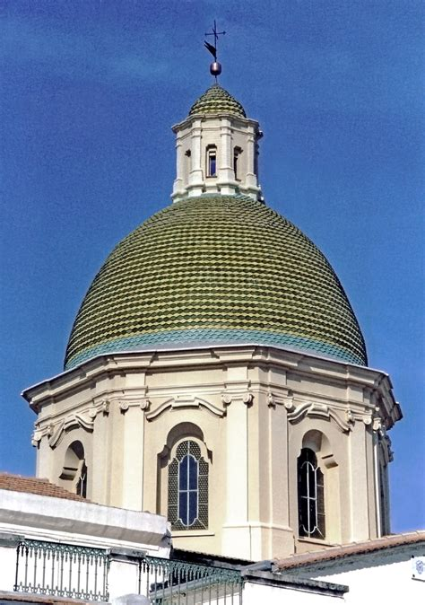 What Is A Cupula File San Severo Cupola Carmine Jpg