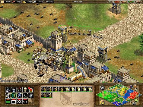 age of empires ii download age of empires ii the conquerors free download