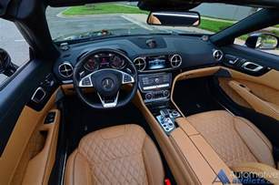 2017 mercedes amg sl65 interior dashboard
