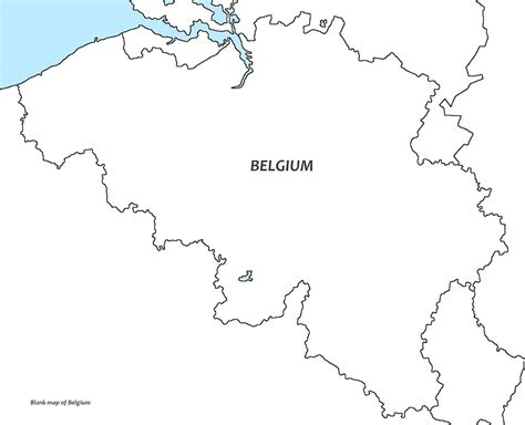blank map of belgium blank map of belgium world map world map infomation