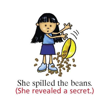 Spills The Beans by Spilling The Beans Na Ama Yehuda