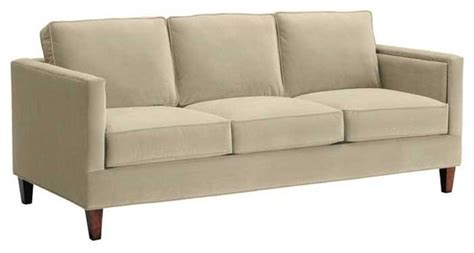 sofa buckwheat transitional sofas by apt2b