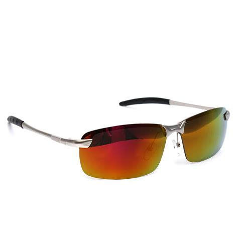 Driving Glasses Kacamata Anti Silau mode pria terpolarisasi mengemudi kacamata hitam anti silau olahraga luar ruangan kacamata uv