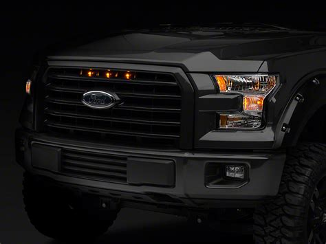 2017 ford f150 grill lights raxiom raptor style f 150 grille light kit in