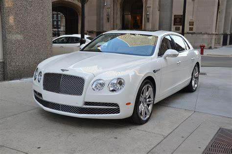 white bentley 2016 bentley continental flying spur for sale