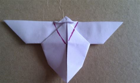 Origami Butterfly Steps - origami butterfly 183 how to fold an origami animal