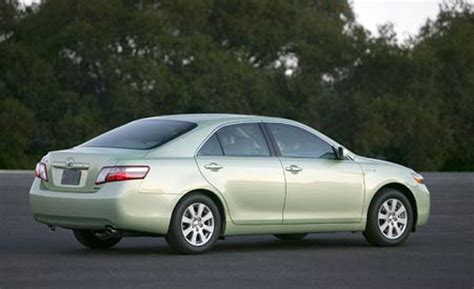 Price For 2007 Toyota Camry 2007 Toyota Camry Hybrid Photo