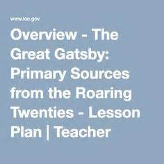 key themes of the great gatsby this teacher guide and lesson plan for the great gatsby