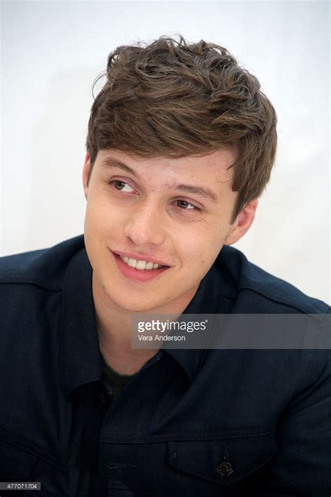 nick robinson actor 2015 nick robinson on location cancun mexico getty images