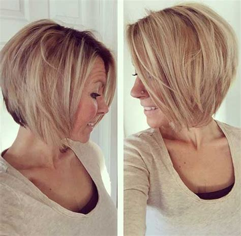 Hairstyles For 2016 30 by 30 Layered Bobs 2015 2016 Bob Hairstyles 2017