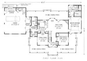 Beautiful House Plans With Detached Garage And Breezeway Images ...