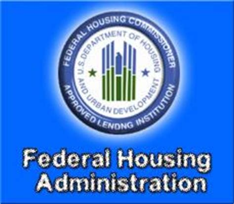 federal housing administration mortgage federal housing administration mortgage 28 images 7 crucial facts about fha loans