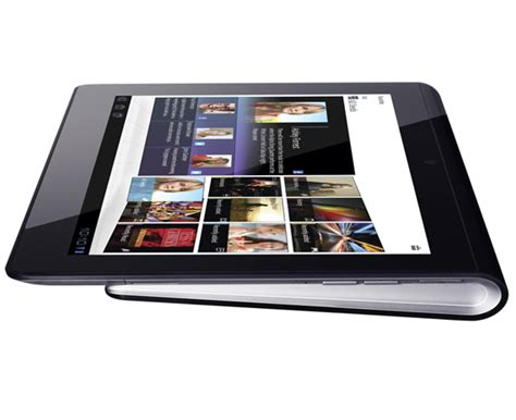 Tablet Sony S Indonesia gadget review the sony tablet s da magazine