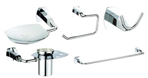 Get The Most Elegant Bathroom Shining At Your Home Bathroom Accessories India