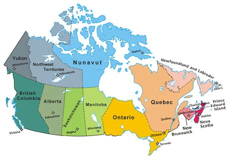 Search Canadian Canada Bankruptcy Trustee Map Search