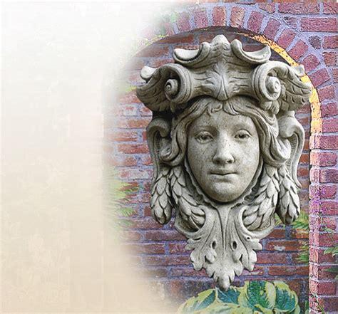 Gartenshop Bestellen by Stilvolles Steinrelief Garten Sandstein Stein