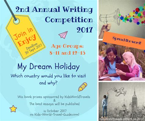 themes for story writing competition writing competition for kids kids world travel guide
