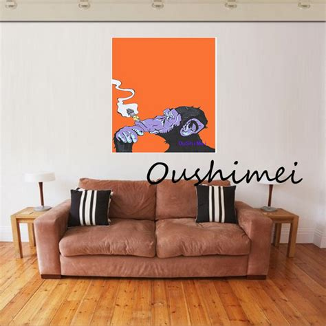 funny home decor aliexpress com buy hand painted wall art home decor oil