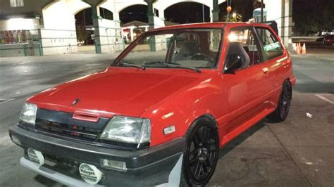 Suzuki Forsa Turbo For Sale Name Car Modified 1986 Chevrolet Sprint