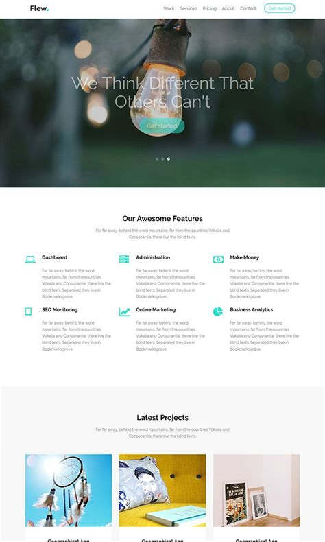 website templates free html5 with css3 jquery 80 free html5 css3 website templates