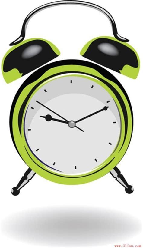 alarm clock vector free vector in adobe illustrator ai