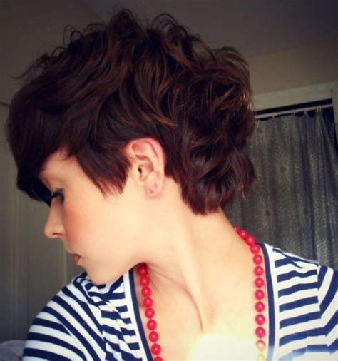 wiry short wavy hair what styles suit 15 chic pixie haircuts which one suits you best popular