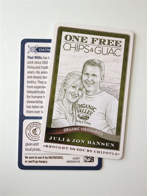 Chipotle Gift Card Promotion - 17 best images about leave behinds self promos on pinterest behance booklet