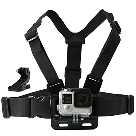 Chest Mount For Go Pro Chest Mount Harness Belt Accessories For Gopro Sjcam