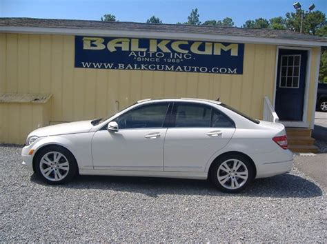 Mercedes Of Wilmington Nc by 2011 Mercedes C Class Awd C300 Luxury 4matic 4dr
